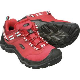 Keen Wanderer WP - Chaussures Femme - rouge